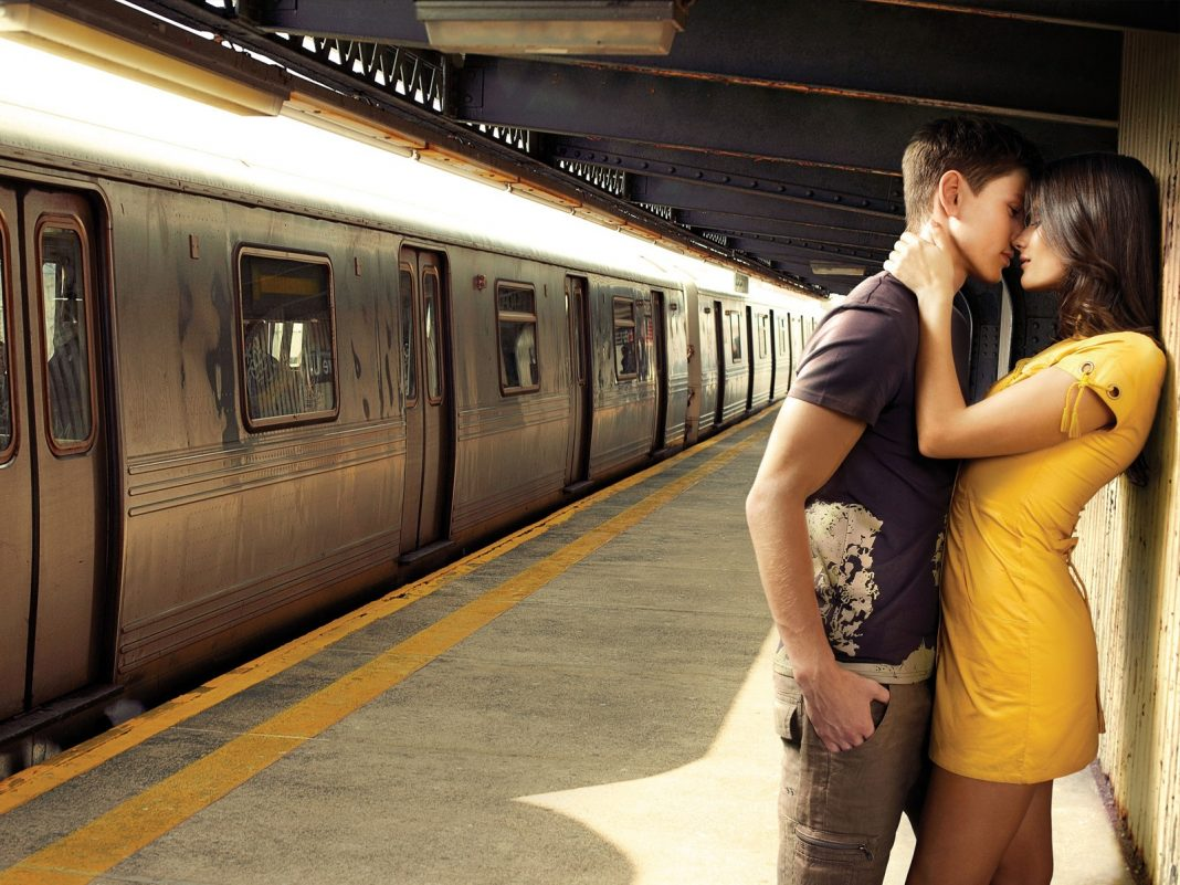День новых знакомств в метро