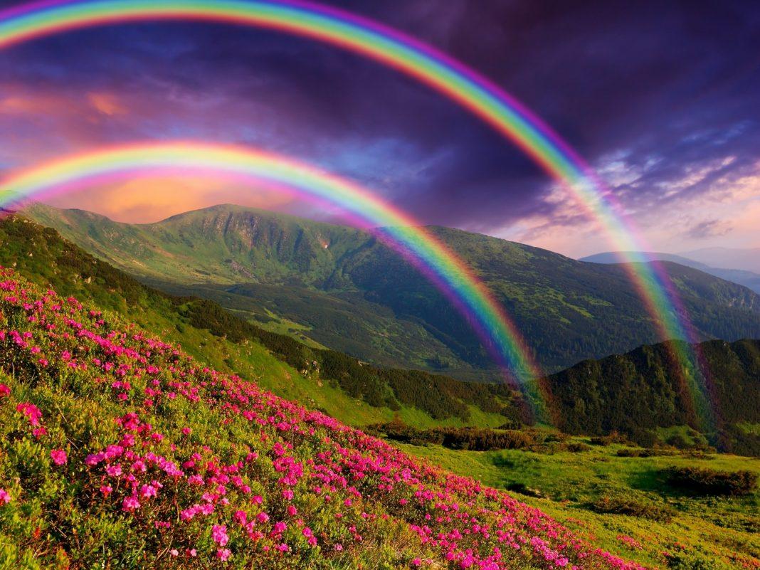 1 июня - День радуги