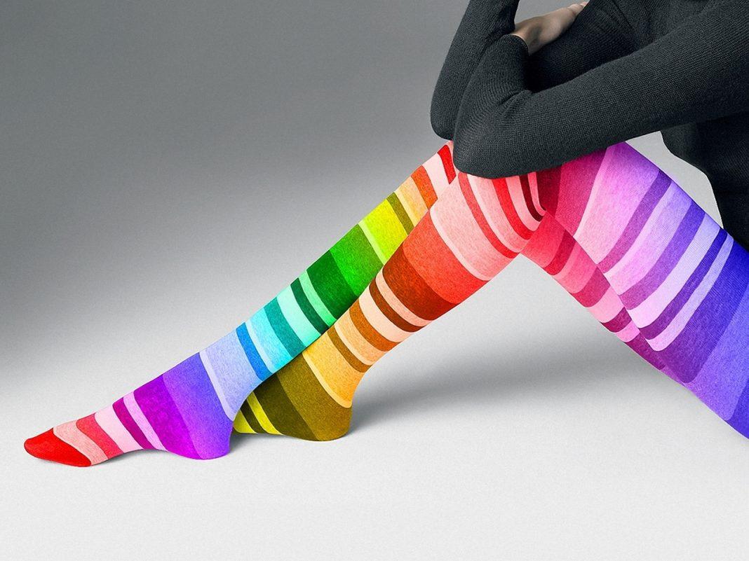 День полосатых носков