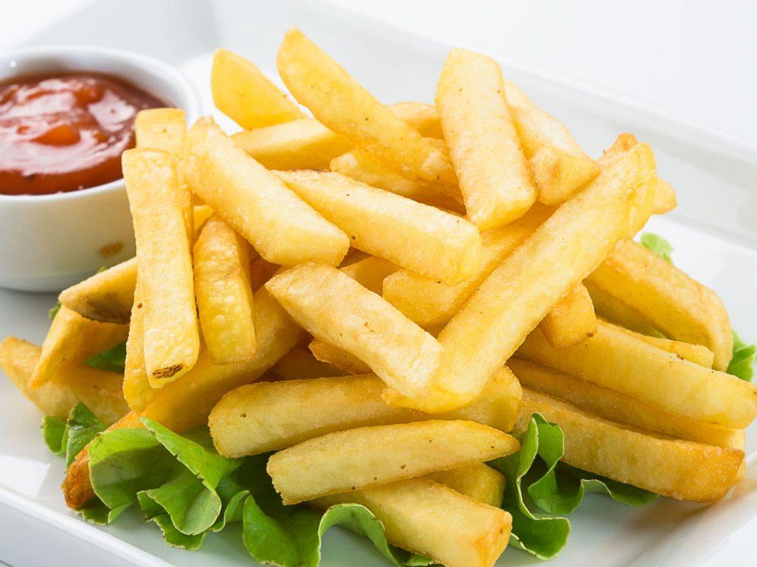 Общенациональный день картофеля фри
