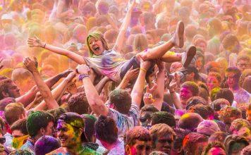 День всемирной вечеринки